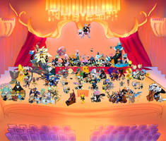 Pokemon Charity Orchestra 159 by TommyGK