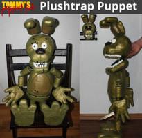 Plushtrap Puppet by TommyGK