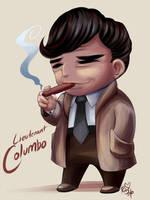 FanArt - Lt. Columbo by purplerubyred