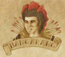 Bangarang by Caravaggia