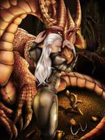 The Targaryen - SFW by Caravaggia