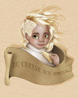 In Cheese We Trust by Caravaggia