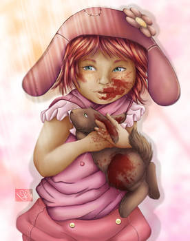 Bunny, bunny, bunny ! by Caravaggia