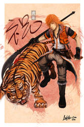 YEAR OF THE TIGER by besessenheit