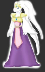 Queen Ignia 'Gwen' Blanche by Ninetalesuk