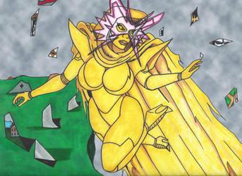 Psylocke Inferno series Pic 9 by Tazirai