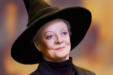 McGonagall by Lasse17