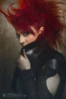 Amanda Demon by chadmichaelward