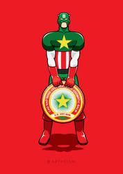 Captain Vietnam by Artheism