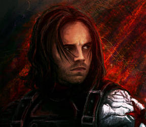 The Winter Soldier by RobinPenson
