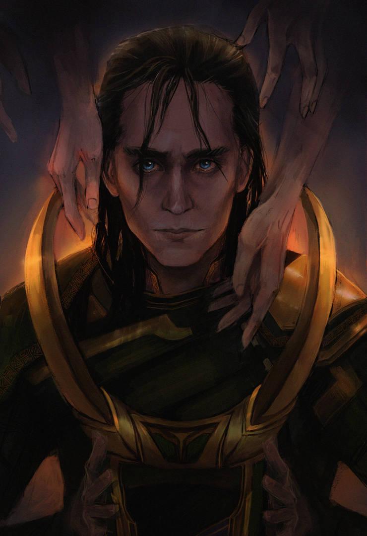 Loki by RobinPenson