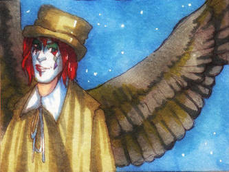 Fanat_TheHatter by QueenOfMagpies