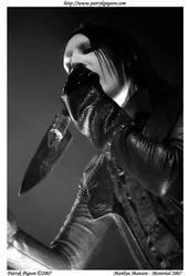 Marilyn Manson Madness - 4 by MrSyn
