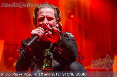COREY  - Stone Sour/Slipknot 2013 by MrSyn