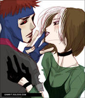 GAMBIT + ROGUE by supercluster-hong