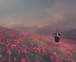Peacefull Field by Mr-Bastos