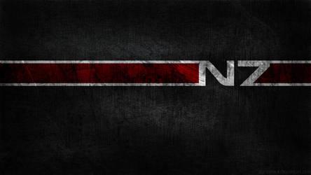 N7 - Grunge by PyroShock
