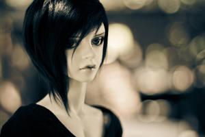 B / N  Bokeh by Hisomu