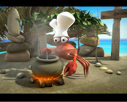 crabby cooking by sinbawii