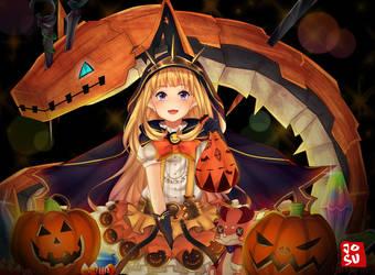 Happy Halloween by Josu-San