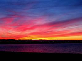 Washington SunSet by Alexbalix