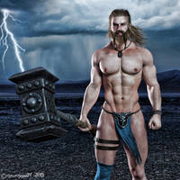 Thor by sagitarian71