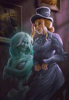The Ghosts of Hedos by Eriyal