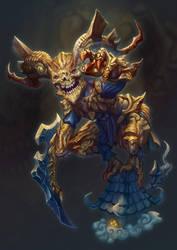 Of Horns and Bones by Eriyal