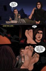 The Ticklish Jedi Part 2 by Bigfootfantasies