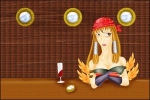 Gin Brandy Port by CreatoreMagico