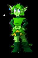 Kokiri's Emerald by CreatoreMagico