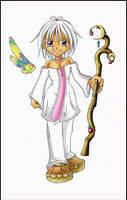 Kyuso: Earth Angel by CreatoreMagico