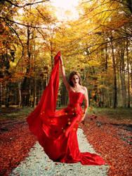Autumn Bringer by Forgottenfeline
