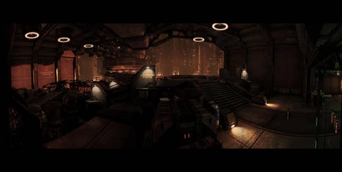 Mass Effect 3 - pano 06 by MichaWha