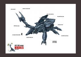 antitank beetle hercules by Kai-E-soh