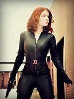 Black Widow - Power by AeraYuna