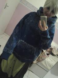 Hoodie Jack Frost by yutanin