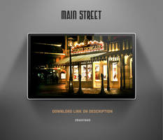 Main Street Wallpaper by theminimalisto