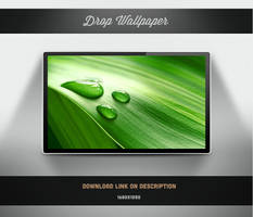 Drop Wallpaper by theminimalisto