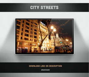 City Streets by theminimalisto