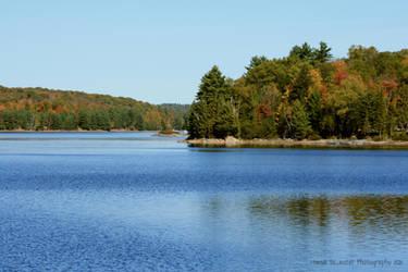 Gosling Lake by oibyrd