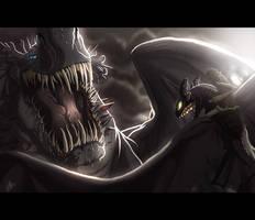 HTTYD: The Final Showdown by AdoobibullTwin4
