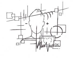 Electric Radiohead by happyfanie