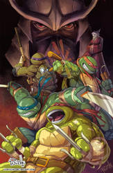TMNT by Fpeniche