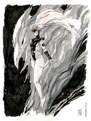 Jean Grey by Fpeniche