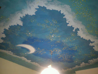 house ceiling! by koukidoo