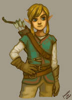 Winter Tunic - Breath of the Wild by pancakesandhalibut