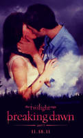 Breaking Dawn Fanmade Poster by feel-inspired
