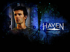 Haven Poster - Nathan Wuornos by feel-inspired