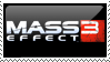 Mass Effect 3 Stamp by Krubbus